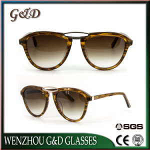 Latest High Quality Acetate Fashion Sunglasses pictures & photos