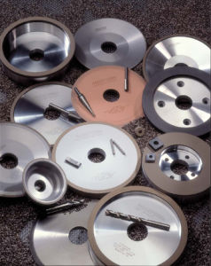 Precision Plated Diamond / CBN Tools, Grinding Wheels pictures & photos