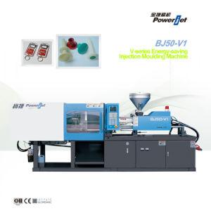 Powerjet Injection Molding Machine with Energy Saving Yuken Variable Pump (BJ50V6)