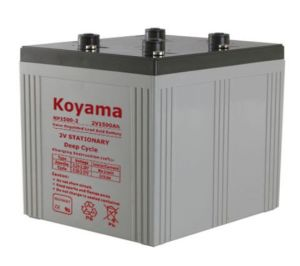2V Storage Battery -2V1500ah for EPS &UPS System pictures & photos