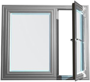 Good Quality Aluminium Window for Villa pictures & photos