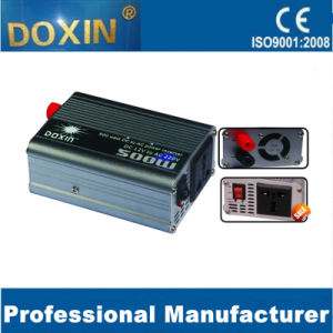 Modified Sine Wave 500W 12V 220V Car Power Inverter pictures & photos