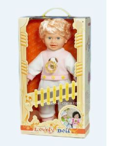 Lovely Baby Doll Toys with Best Material pictures & photos