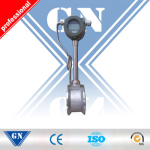 Output Pluse Signal LCD Display Vortex Flow Meter pictures & photos