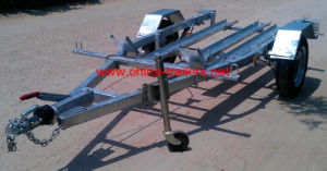 Motorcycle Trailer for Two Motorcycle Tr0607b pictures & photos