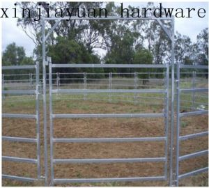 Hot DIP Galvanized or Powder Painted Cattle Farm Fence Hot Sale pictures & photos