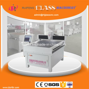 Hot Sale Small Working Size Glass Cutting Machinery Price (RF800M) pictures & photos