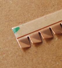 Beryllium Copper EMI Gaskets