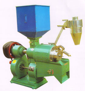 6nf Series Rice Mill with Blower