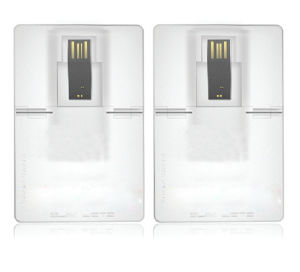 Best Promotional Credit Card Memory Transparent Card Drive (TF-0421) pictures & photos