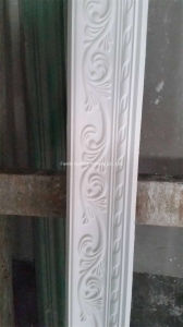 Artistic Interior Decoration Fiberglass Reinforced Gypsum Cornice pictures & photos