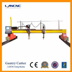 High Level and New Design Gantry CNC Plasma Cutting Machine