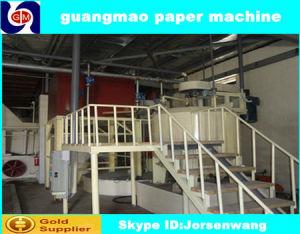 5tpd 1880mm Toilet Paper Machine Plant pictures & photos