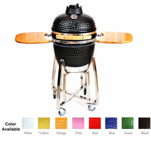 Wholesale Egg Ceramic Kamado BBQ Grill