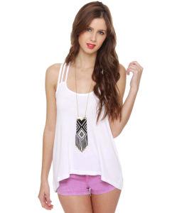 Lady Fashion Viscose Clothing / T-Shirt (YWQ00393) pictures & photos
