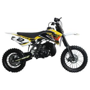 50cc Air Cooled Dirt Bikes (SN-GS395-XL YELLOW)