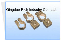 Battery Terminal Clamp Battery Clamp for Automobile Parts/Forging Brass Part/ Quick Clamp pictures & photos