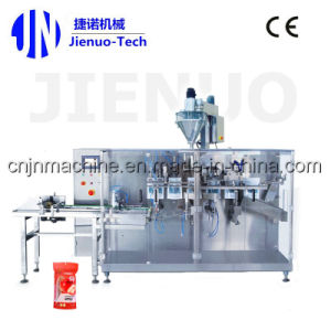 Horizontal Automatic Powder Pouch Packing Machine pictures & photos