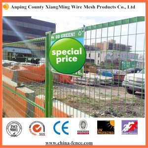 Roadside Application Welded Portable Wire Mesh Fence pictures & photos