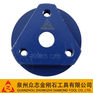 Brazed Triangle-Separated Grinding Wheels