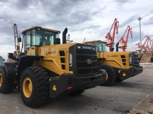 Sdlg 5t Wheel Loader for Sanding and Quarry (L956F) pictures & photos