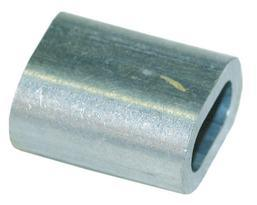 Aluminium Ferrules DIN3093 for Wire Rope pictures & photos