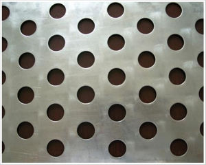 Perforated Sheet/Perforated Metal (ceiling/filtration/sieve/decoration/sound insulation) pictures & photos