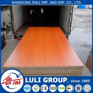17mm Melamine Paper Faced Plywood pictures & photos