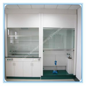 CE Certificated Stainless Steel Lab Fume Hood pictures & photos