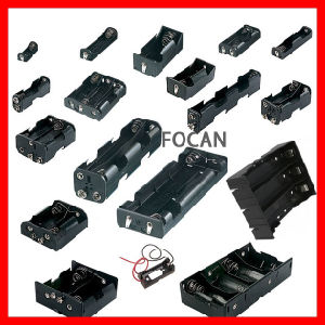 AAA, AA, C, D, 9V, 18650 Batery Holder, Battery Box, Battery Case (FC-16885) pictures & photos