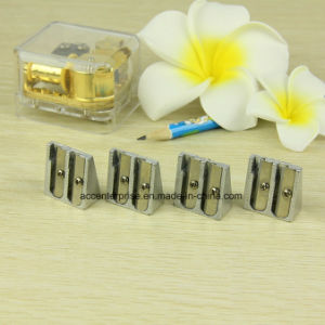 Aluminum Metal Sharpener with Double Holes pictures & photos