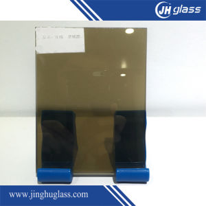 4mm Flat Euro Bronze Reflective Glass pictures & photos