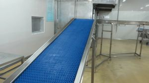 Pjs1400 Automatic Flat Conveyor Machine pictures & photos