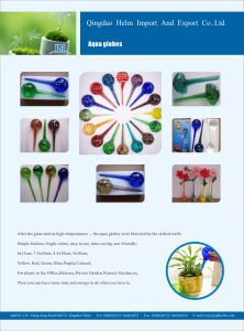Plant Watering Glass Bulbs /Globes/Garden/Spheres /Glass Water Globes pictures & photos