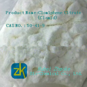 Clomid Clomiphene Citrate Steroid with Good Quality 99% pictures & photos
