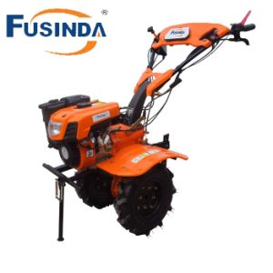 Agricultural Machinery Gasoline Power Tiller pictures & photos