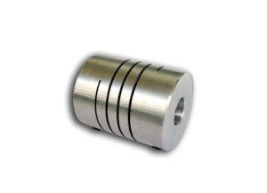 Aluminum Alloy Helix Shaft Coupling (clamp) , Flexible Coupling pictures & photos