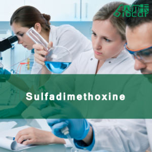 High Quality Sulfamonomethoxine with Good Price CAS1220-83-3
