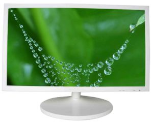 White 19.5 Inch LED Monitor with 1600*900 Resolution pictures & photos