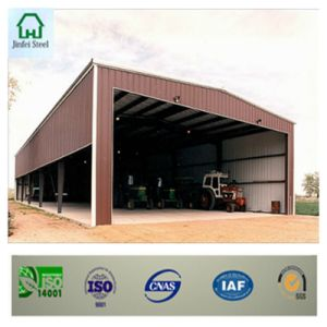 Prefabricated Steel Structure Hut for Australia pictures & photos