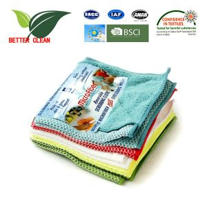 Microfiber Auto Cleaning Cloth for Kitchen
