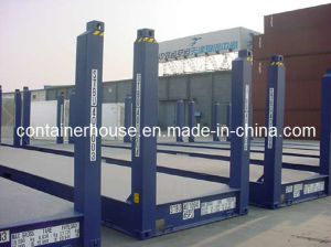 Used 40 Ft Flat Rack Container pictures & photos