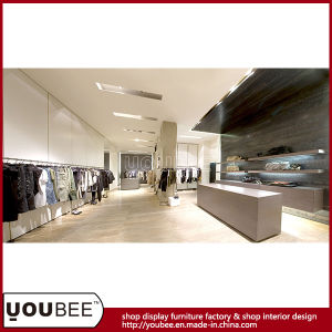 Modern Shopfitting for Brand Ladies′ Clothes Store pictures & photos