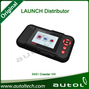 Hot Original Code Reader, Launch Creader VIII Support Full OBD2 Functions pictures & photos