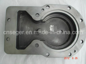 CNC Machining Sand Casting Cast Iron Supplier pictures & photos