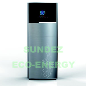 Square and Super-Slim All in One Hot Water Heat Pump 3.4kw