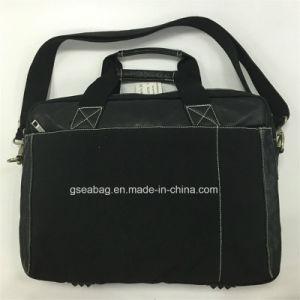 Laptop Computer Notedbook Carry Fashion Multi Function Vintage Handbag Briefcase (GB#40007) pictures & photos