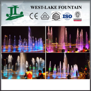 Big Musical Fountain Design and Construction pictures & photos