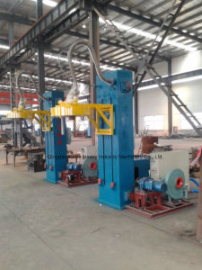 Lifting Type Ladle Heater Used in Lost Foam Casting Line pictures & photos