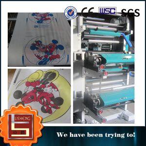 Plastic Garbage Bag Printing Machine pictures & photos
